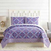 Vera Bradley® Purple Passion Full/Queen Quilt in Purple
