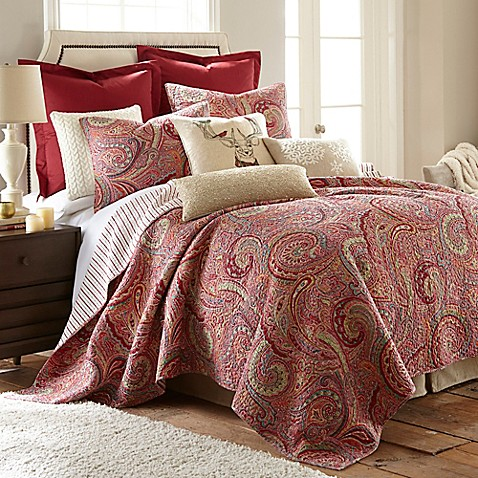 Levtex Home Avery Reversible Quilt Set Bed Bath Amp Beyond