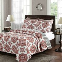 Brittany King Reversible Quilt Set