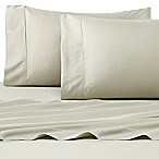 Eucalyptus Origins™ 300-Thread-Count Tencel® Percale Full Sheet Set in Sage