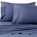 Eucalyptus Origins™ 300-Thread-Count Tencel® Percale King Sheet Set in Blue Jean