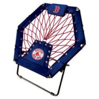 MLB Boston Red Sox Premium Bungee Chair in Blue