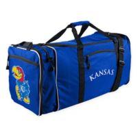 University of Kansas 28-Inch Duffel Bag
