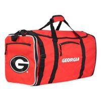 University of Georgia 28-Inch Duffel Bag