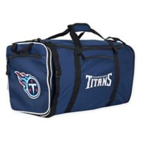 NFL Tennessee Titans 28-Inch Duffel Bag