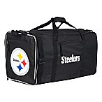 NFL Pittsburgh Steelers 28-Inch Duffel Bag