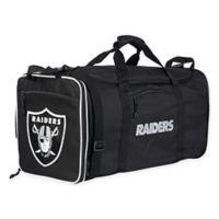 NFL Oakland Raiders 28-Inch Duffel Bag