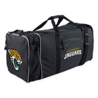 NFL Jacksonville Jaguars 28-Inch Duffel Bag