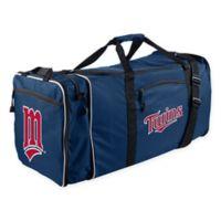 MLB Minnesota Twins 28-Inch Duffel Bag