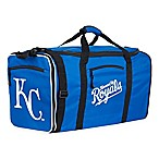 MLB Kansas City Royals 28-Inch Duffel Bag