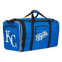 MLB Kansas City Royals 28-Inch Duffel Bag