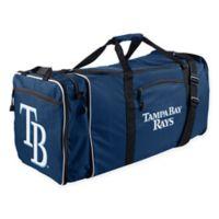 MLB Tampa Bay Rays 28-Inch Duffel Bag