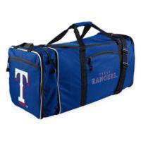 MLB Texas Rangers 28-Inch Duffel Bag