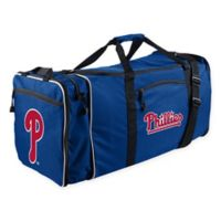 MLB Philadelphia Phillies 28-Inch Duffel Bag