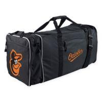 MLB Baltimore Orioles 28-Inch Duffel Bag