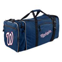 MLB Washington Nationals 28-Inch Duffel Bag