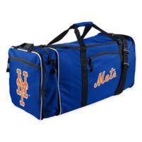MLB New York Mets 28-Inch Duffel Bag