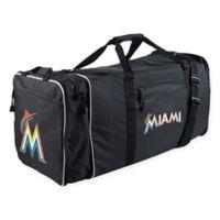 MLB Miami Marlins 28-Inch Duffel Bag