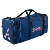 MLB Atlanta Braves 28-Inch Duffel Bag