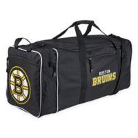 NHL Boston Bruins 28-Inch Duffel Bag