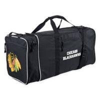 NHL Chicago Blackhawks 28-Inch Duffel Bag