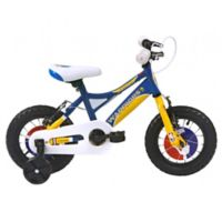 NBA Golden State Warriors 12-Inch Kids Mountain Bike