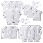 Gerber® Layette Basic White Separates Collection