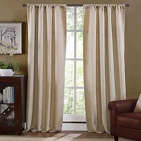 Arbor Lined Window Curtain Panel Bed Bath Amp Beyond
