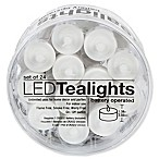 Everlasting Flameless Tealights (Set of 24)