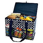 Picnic at Ascot 12-Inch x 18-Inch Collapsible Storage Organizer in Blue
