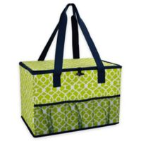 Picnic at Ascot 12-Inch x 18-Inch Collapsible Storage Organizer in Green