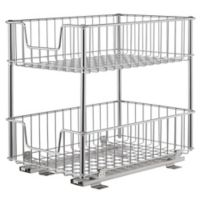 Trinity EcoStorage™ 2-Tier Wire Drawer in Chrome