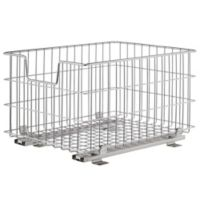 Trinity EcoStorage™ Wire Sliding Basket in Chrome