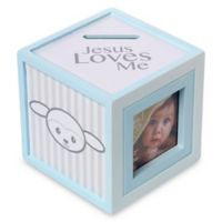 Precious Moments® Precious Lamb Boy Photo Bank