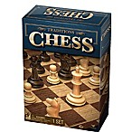 Cardinal® Traditions Chess Board Game