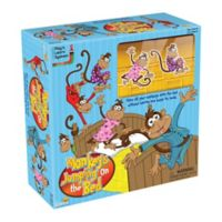 Monkeys Jumping on the Bed Board Game