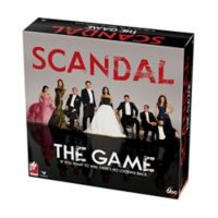 Scandal The Game Board Game
