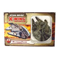 Star Wars X-Wing Miniatures Game Millennium Falcon Expansion Pack