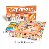 Cat-Opoly Board Game