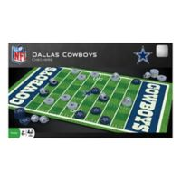 NFL Dallas Cowboys Checkers Game