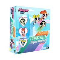 Powerpuff Girls Saving Townsville Before Bedtime Board Game