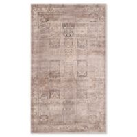 Safavieh Vintage Tile 4-Foot x 5-Foot 7-Inch Area Rug in Mouse