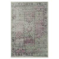 Safavieh Vintage Tile 4-Foot x 5-Foot 7-Inch Area Rug in Amethyst