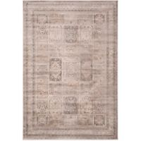 Safavieh Vintage Tile 6-Foot 7-Inch x 9-Foot 2-Inch Area Rug in Mouse