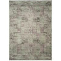 Safavieh Vintage Tile 8-Foot x 11-Foot 2-Inch Area Rug in Amethyst