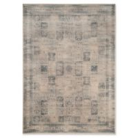 Safavieh Vintage Tile 8-Foot x 11-Foot 2-Inch Area Rug in Stone/Blue