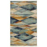 Mohawk Home® Diamond Illusion 5-Foot x 7-Foot Multicolor Area Rug