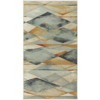 Mohawk Home® Diamond Illusion 5-Foot x 8-Foot Multicolor Area Rug