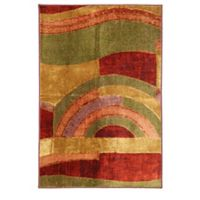 Mohawk® Picasso 2-Foot 6-Inch x 3-Foot 10-Inch Accent Rug in Wine
