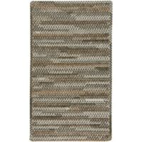 Capel Rugs Habitat 1-Foot 8-Inch x 2-Foot 6-Inch Accent Rug in Grey